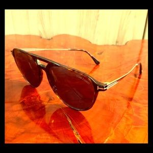 Tom Ford - Men's Aviator Sunglasses